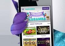 Karamba Casino Design