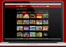 Planet7 Casino Software