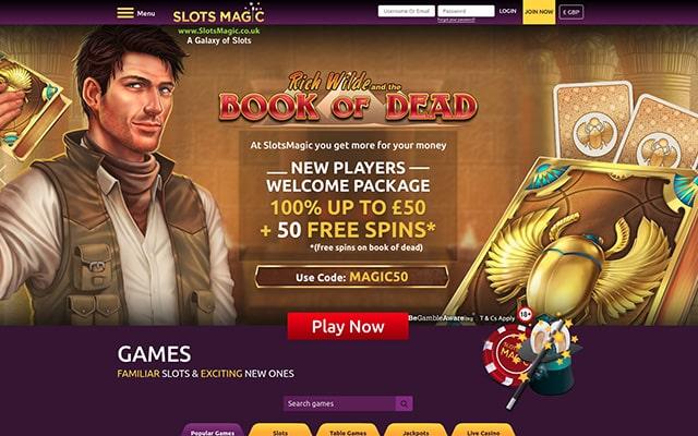 Slots Magic 7