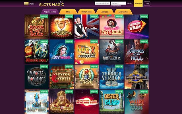 Slots Magic 6