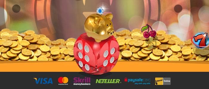 Casimba Casino App Banking