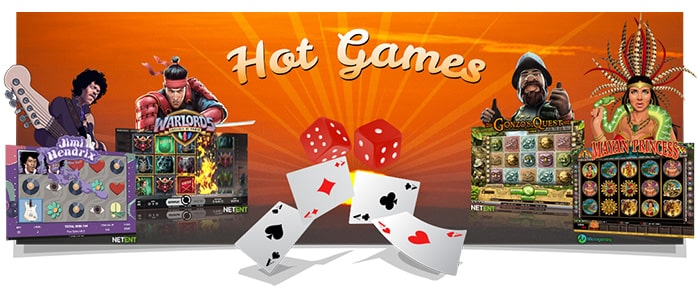 Casimba Casino App Games