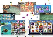 Grand Mondial Casino Design