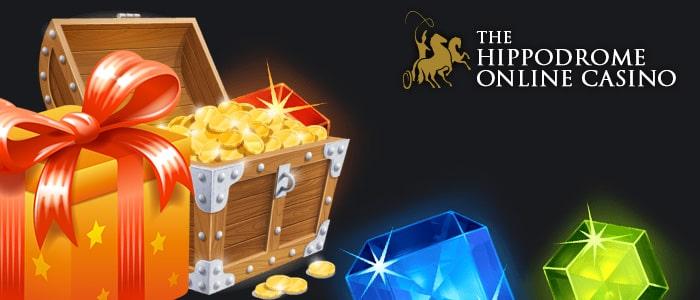 Hippodrome Casino App Bonus
