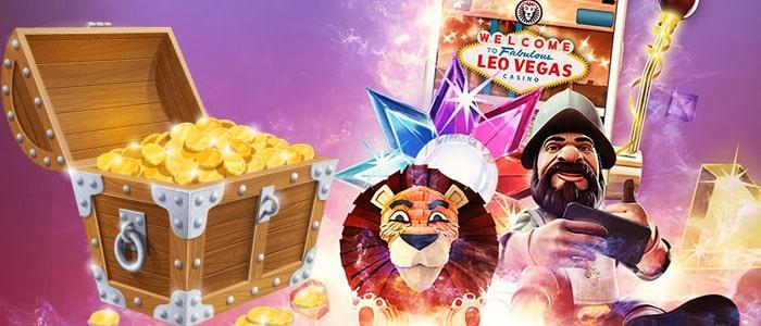 LeoVegas Casino App Banking
