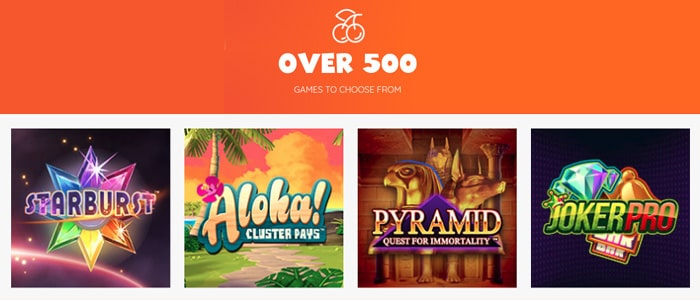 Power Spins Casino App Games