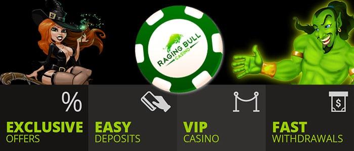 Raging Bull Casino App Safety