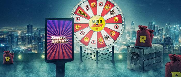 Rizk Casino App Bonus