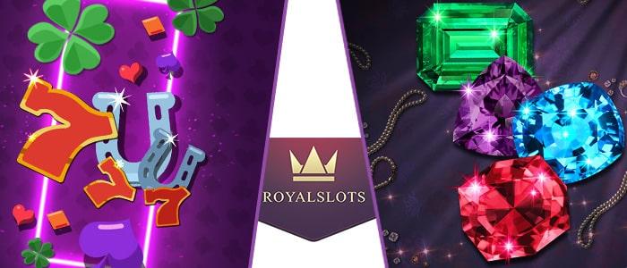 RoyalSlots Casino App Bonus