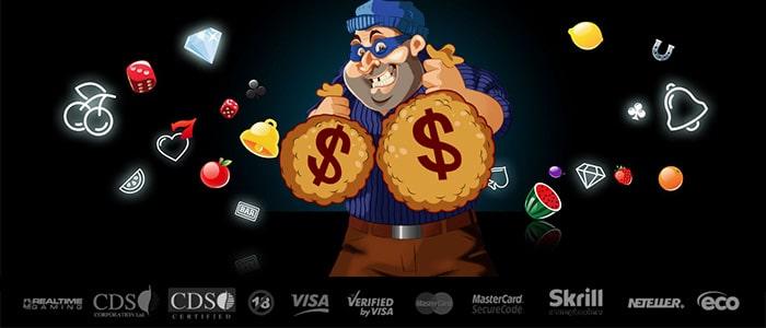 SlotoCash Casino App Banking