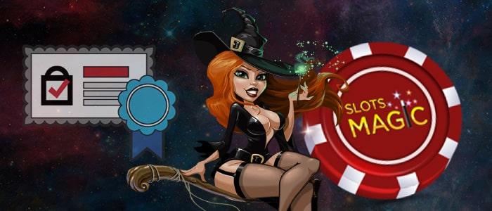 Slots Magic Casino App Safety