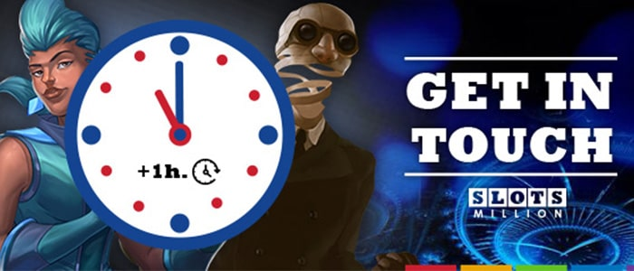 SlotsMillion Casino App Support
