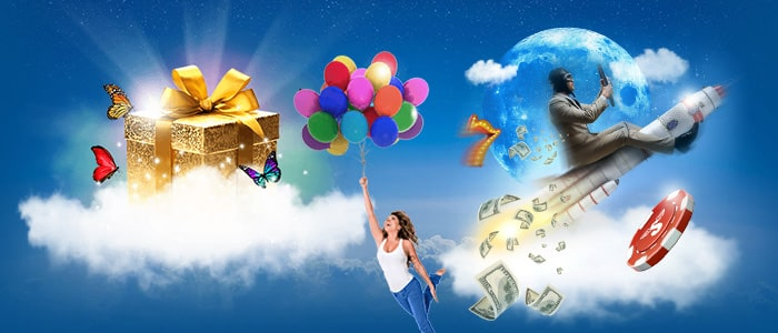 Sloty Casino App Bonus