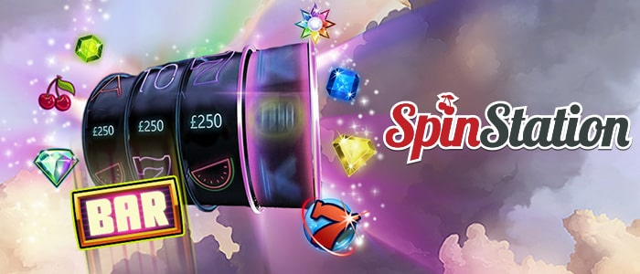 Spin Station Casino App Intro