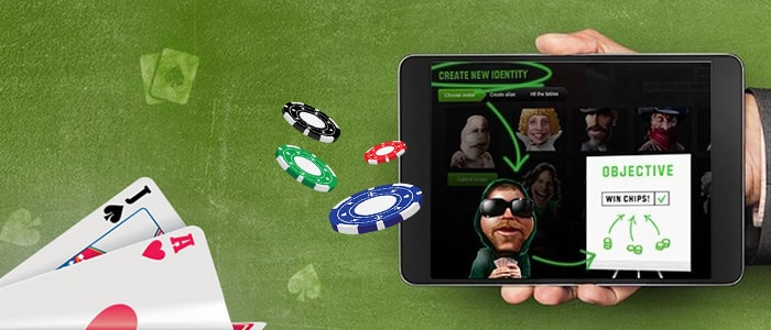 Unibet Casino App Intro