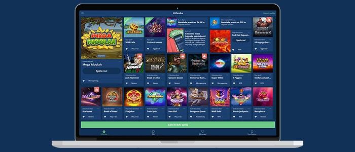 hajper casino app games