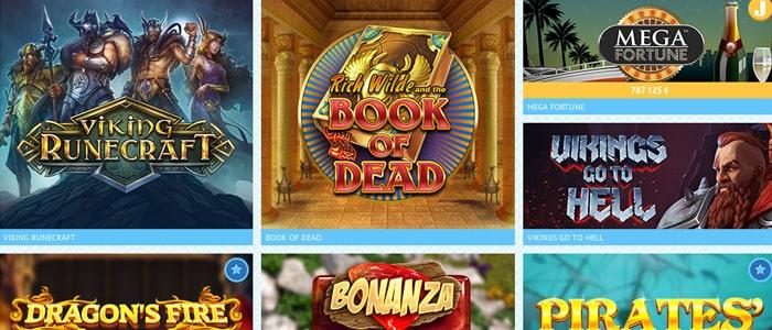 kalevala casino app games