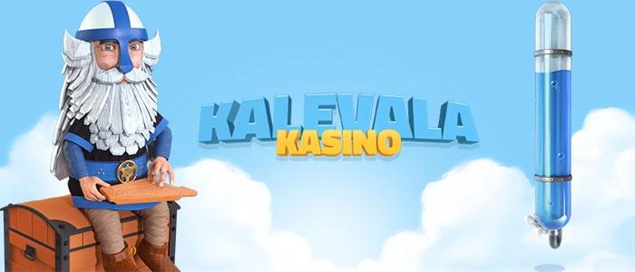 kalevala casino app support
