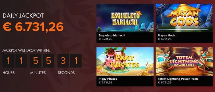 kroon casino app games