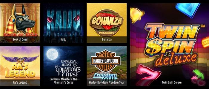 metal casino app games