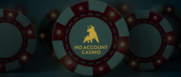 no account casino intro