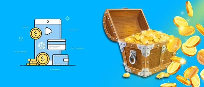 nopeampi casino app banking