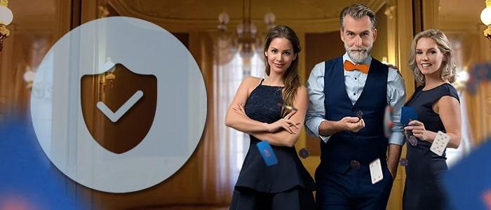 oranje casino app safety