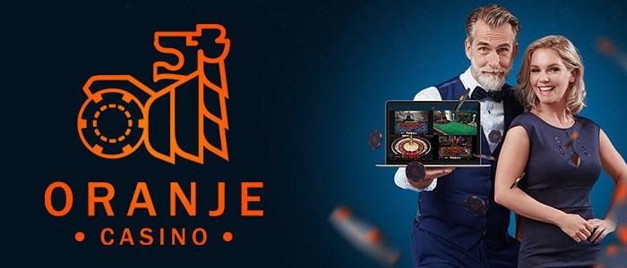 oranje casino app support