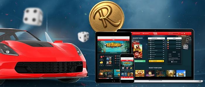 rolla casino app bonus