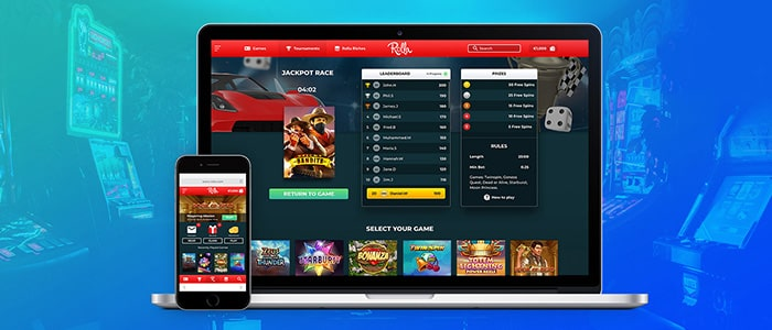 rolla casino app support