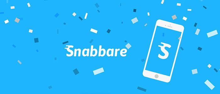snabbare casino app intro
