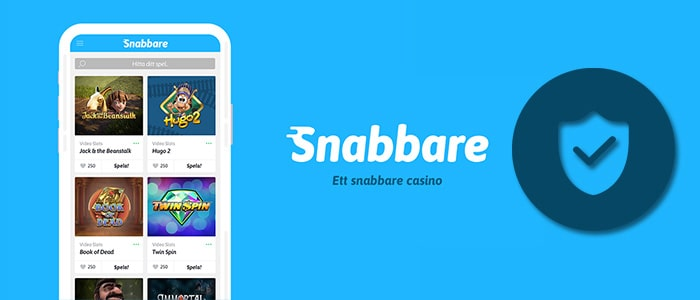 snabbare casino app safety