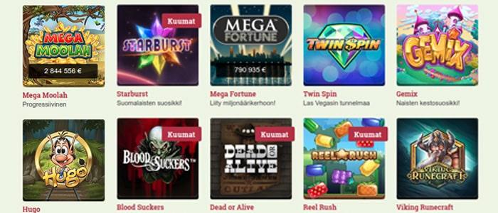 suomikasino app games
