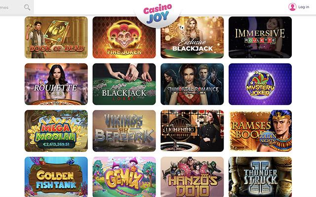 Casino Joy 2