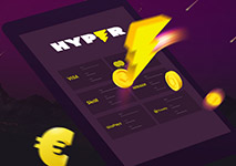 Hyper Casino banking