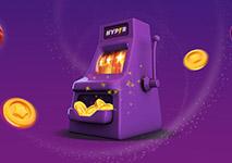 Hyper Casino jackpot
