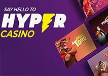 Hyper Casino software