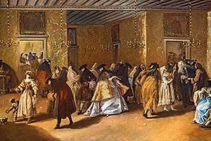 The Ridotto Painting