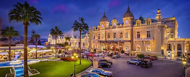 Casino de Monte Carlo, Monaco, France