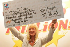 Ireland's Biggest EuroMillions Winner