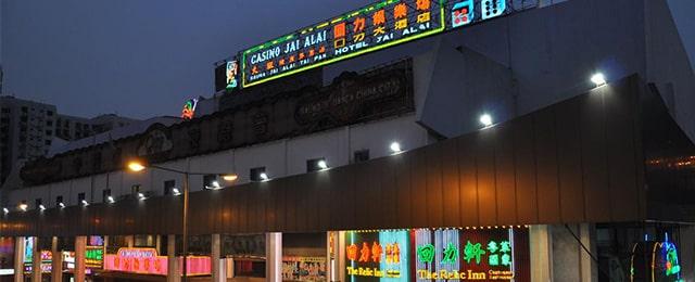 Jai Alai Casino Macau