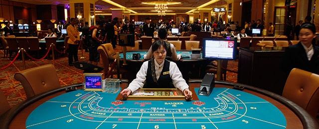 Live Baccarat in Macau