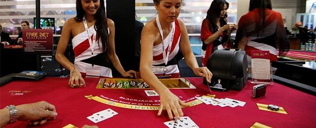 Live Blackjack in Macau