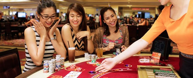 Live Caribbean Stud Poker in Macau