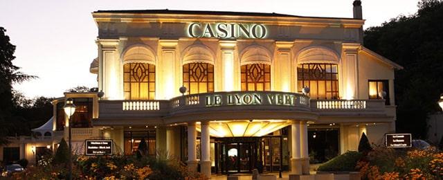 Casino Le Lyon Vert, France