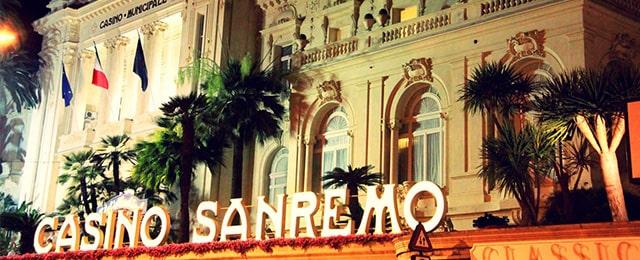 Sanremo Casino, Sanremo, Italy