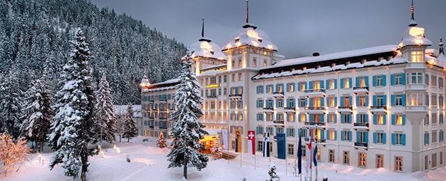 St. Moritz Casino, Switzerland