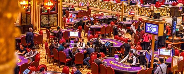Where to Gamble in Macau