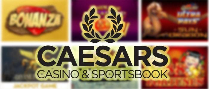 Caesars Casino App Games