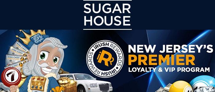 SugarHouse Casino App Bonuses